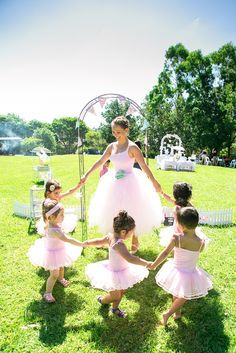 "Photo 29 of 41: Ballet Theme / Birthday ""TUTU SWEET Ballerina Party by Tiny Tots Toy Hire"" 