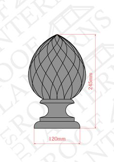 Choose from our wide range of weather resistant ornamentation to add the final touch to your Classic roof lantern Roof Lantern, Lanterns, Pineapple, Ornaments, Board, Decor, Decoration, Pine Apple, Lamps