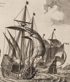 Old Sailing Ships, Old Boats