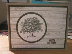 "A ""Lovely"" Masculine Birthday Card by smackey2012 - Cards and Paper Crafts at Splitcoaststampers"