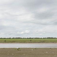River Ribble Lancashire. #ukcoastwalk Photo: Quintin Lake www.theperimeter.uk