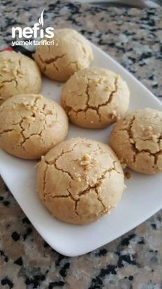 Tahinli Kurabiye – Nefis Yemek Tarifleri – Tahini Cookies to the the Yummy Recipes, Sweet Crepes Recipe, Good Food, Yummy Food, Crepe Recipes, Cookies, Tahini, Fresh Vegetables, Food Items