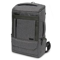 Mens Stylish Backpack College Laptop Book Bag TOPPU 623 (5)