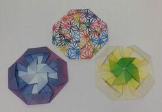 Windmill jelölt kapott | origami szórakozás