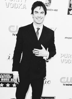 Obviously a certified Ian Somerhalder fanatic and this is going to be all about him. :))