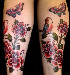 Mandie Barber- True Love Tattoos