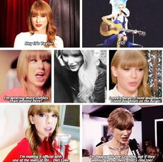 Why do you love Taylor Swift?
