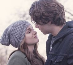 """""""It's just very inconvenient to fall in love when you're seventeen, especially when it's the real thing."""" Like or re-blog to vote for this moment to be featured in our exclusive fan poster for If I Stay! Voting endsFriday at 11AM PDT."""