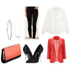 #polyore #fashion #style #mode #outfit #heels #clothes #blogger #outfit