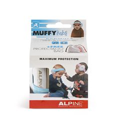 The Alpine Muffy Baby in blue is a high-quality hearing protection for babies and toddlers up to 18 months. It consists of a flexible headband and two removable ear capsules, so it fits in any case. Hearing Protection, Earmuffs, Vulnerability, Baby Kids, Infant, How To Remove, Children, Blue, 18 Months
