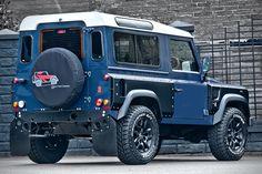 Land Rover Defender SW 90 Chelsea Wide Track by Kahn Design 4