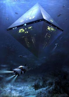 Polaris city of Equinox