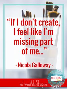 artist quotes, creativity quotes, artist interview, scottish artist, scottish art, art resources