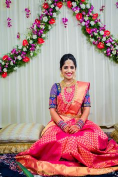 The makeup was done by different artists for each occasion from Sunitha from…