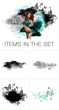 """..."" by gwenaelle-gerard on Polyvore featuring art"