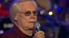 """George Jones 50th Anniversary Tribute Concert - ((Full Show))  Kris Kristopherson, """"Why Me, Lord?"""""""