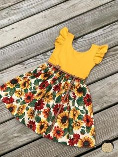 African Dresses For Kids, Little Girl Outfits, Little Girl Dresses, Kids Outfits, Baby Dresses, Easter Dresses For Toddlers, Floral Dresses, Girls Dresses, Girls Frock Design