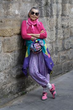 ADVANCED STYLE: Advanced Style in Paris