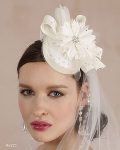 Marionat Bridal Veils - The Bridal Veil Company   Headpieces - Tiaras - Veils - Wedding Dresses