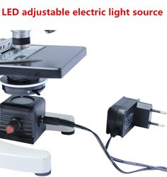 19.90$  Watch now - http://ali6lw.shopchina.info/go.php?t=32795418906 - Biological Microscope LED Adjustable Electric Light Source Energy Saving Bottom Lamp Lighting 110V - 220V 19.90$ #aliexpress