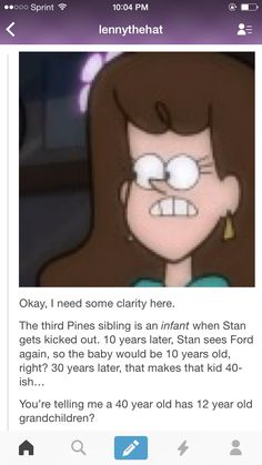 yeah.. i was wondering about this... and stan and ford are really fit for old men... am i right?