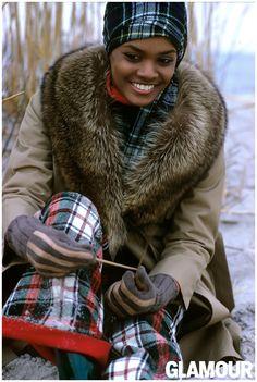 Photo Frank Horvat for Glamour Magazine, 1969