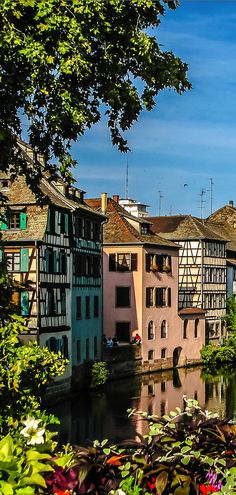 Strasbourg ~ located in the Alsace region in northeastern France