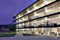 Sigmax, Business & Science Park Enschede, by Architectenbureau Paul de Ruiter