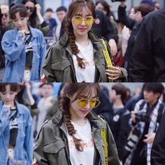 Tiffany Snsd Tiffany, Tiffany Hwang, Airport Fashion, Airport Style, Ulzzang Fashion, Korean Fashion, Young Ones, Girls Generation, Girl Crushes