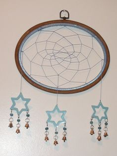 Dream Catcher Without Feathers My dream catcher without feathers dream catchers Pinterest 8
