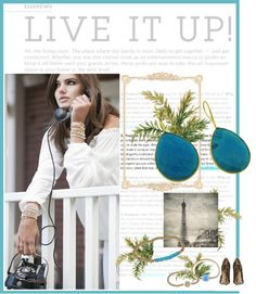 """Live It Up!"" by pscallme on Polyvore"