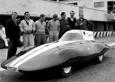 Bertone Fiat Abarth 750 1956