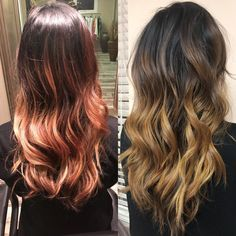 """20 Likes, 4 Comments - @amydeaconstylist_ on Instagram: """"Lighting difference! This is key to how your color looks, the left is the lighting at my station,…"""""""