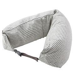 *無印良品 MUJI super comfy neck pillow