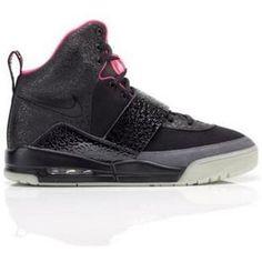 http://www.asneakers4u.com/ 366164 003 Kanye West Nike Air Yeezy Black pink H010020