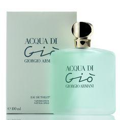 perfume acqua de gio para mujer