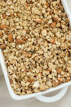 Scandi Home: Baked rhubarb oatmeal