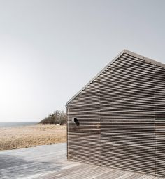Norm Architects Creates a Seaside Home Inspired by Nature