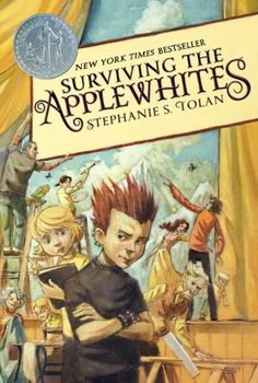 Surviving the Applewhites- This was a cute read about taking an unruly teenage boy and turning him into who he aspires to be.