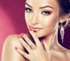 25 wonderful makeup ideas. I love this look!