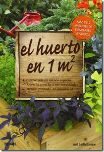 """""""El huerto en 1 metro cuadrado"""" Los 10 libros más recomendados sobre medio ambiente"""