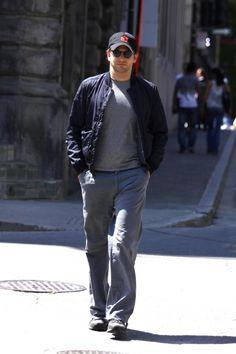 Bradley Cooper in Montreal
