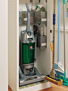 Vacuum Storage