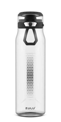 ZULU Studio Tritan 34oz Water Bottle