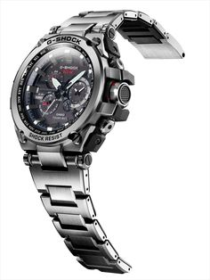 The Wristwatch Guide: Casio Introduces New Line Of Metal G-Shock Watches, The Metal Twisted MT-G Collection