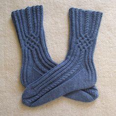 Jeans Socken, a free pattern on Ravelry for Sockengarten. Jeans Socken, a free pattern on Ravelry for Sockengarten. Diy Crochet And Knitting, Crochet Socks, Loom Knitting, Knitting Socks, Hand Knitting, Knit Socks, Bed Socks, Knit Stockings, Patterned Socks