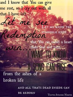Music and lyrics on pinterest songs goo goo dolls and for Tenth avenue north t shirts