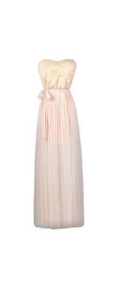 This pale yellow strapless maxi dress is perfect for bridesmaids or to wear to any formal event such as prom or homecoming. Cute Yellow Dresses, Yellow Bridesmaid Dresses, Yellow Maxi, Bridesmaids, Strapless Maxi, Pleated Maxi, Chiffon Fabric, Chiffon Dress, Maxi Dresses