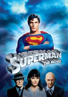 """Fresh Rotten Tomatoes Certified with Critic Score-93% and User Score-86%. """"Superman: The Movie"""" (1978)."""
