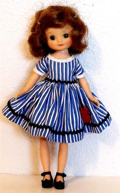 Tiny Betsy McCall American Character doll - 1958